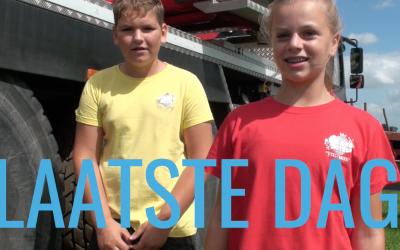 Timmerhotel Vlog: de laatste dag!